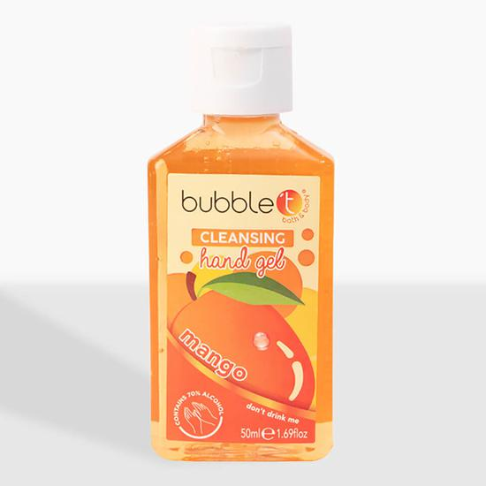 Bubble T Hand Cleansing Gel Mango