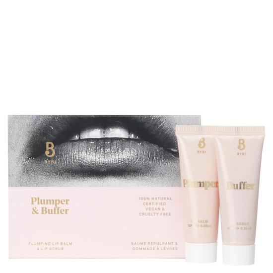 BYBI Beauty Plumper & Buffer Lip Kit
