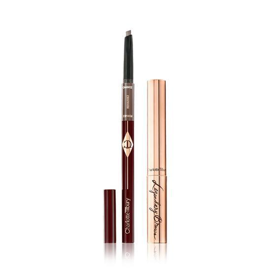 Charlotte Tilbury Sculpt & Shade Eyebrow Gel & Pencil