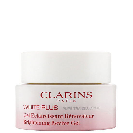 Clarins White Plus Pure Translucency Brightening Revive Gel 50ml