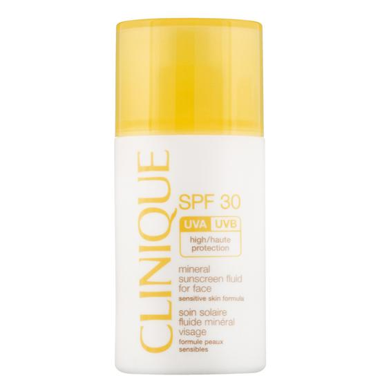 Clinique Mineral Sunscreen Fluid For Face SPF30 30ml