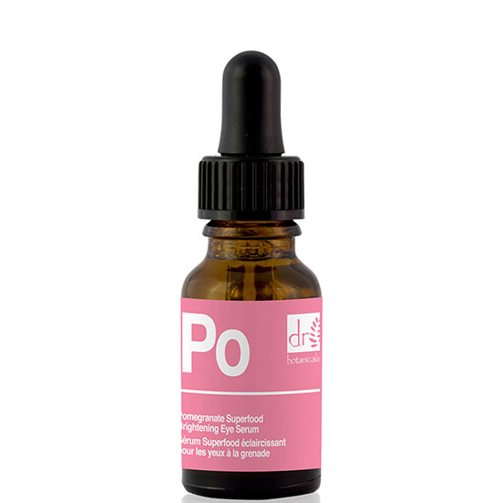 Dr Botanicals Apothecary Pomegranate Superfood Brightening Eye Serum