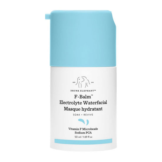 Drunk Elephant F-Balm Electrolyte Waterfacial Hydrating Mask