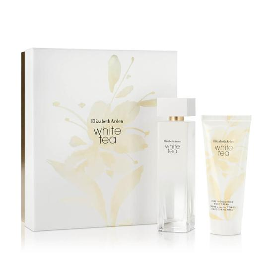 Elizabeth Arden White Tea 2 Piece Gift Set 3 oz