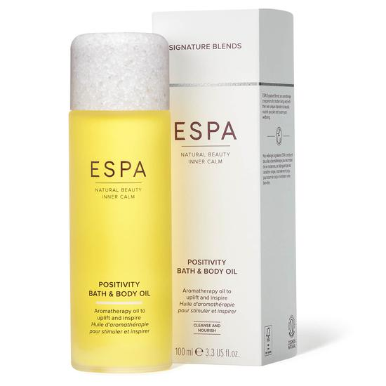 ESPA Positivity Bath & Body Oil
