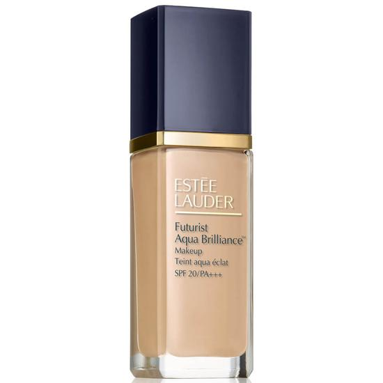 Estée Lauder Futurist Aqua Brilliance SPF20 Makeup 1C0-Cool Poreclain