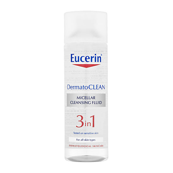 Eucerin DermatoCLEAN 3in1 Micellar Cleansing Fluid 7 oz
