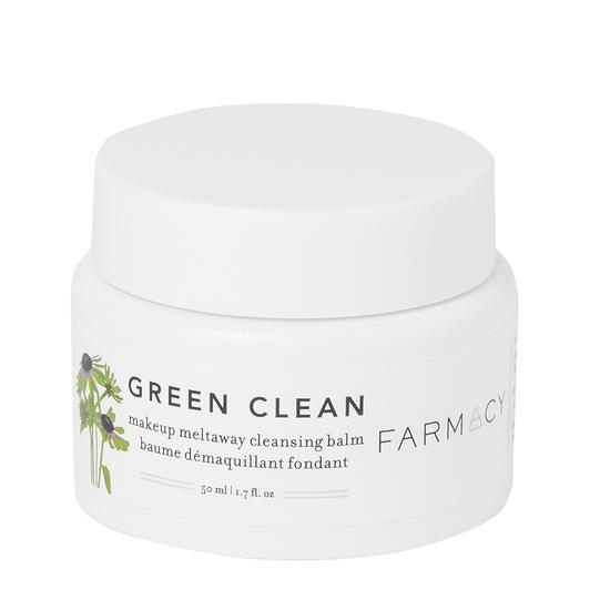 FARMACY Green Clean Makeup Meltaway Cleansing Balm 2 oz