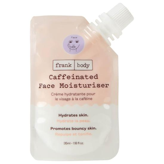 Frank Body Caffeinated Face Moisturizer 35ml