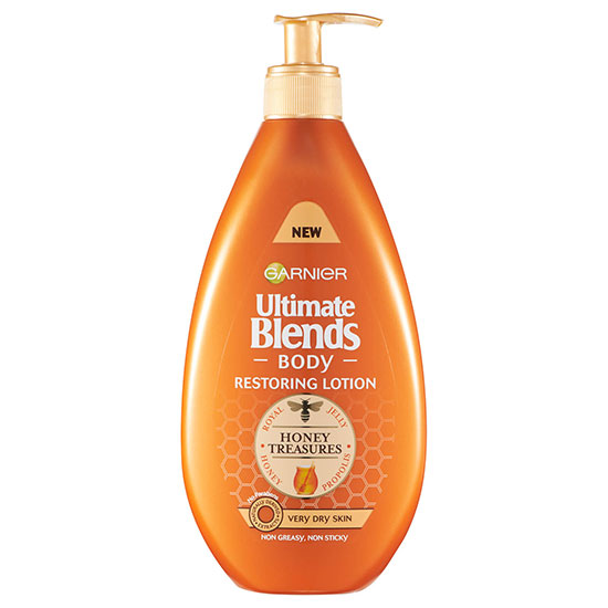 Garnier Ultimate Blends Ultimate Blends Body Restoring Lotion