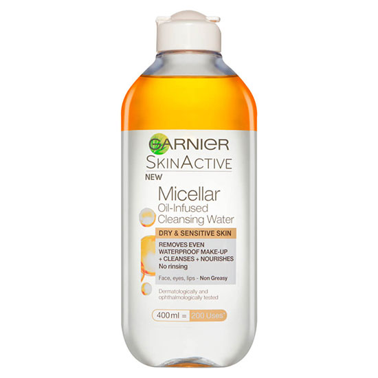 Garnier Micellar Water Oil Infused Facial Cleanser