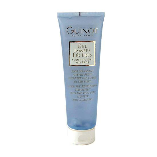 Guinot Softening Body Care Gel Jambes Legeres Soothing Gel For Legs 5 oz