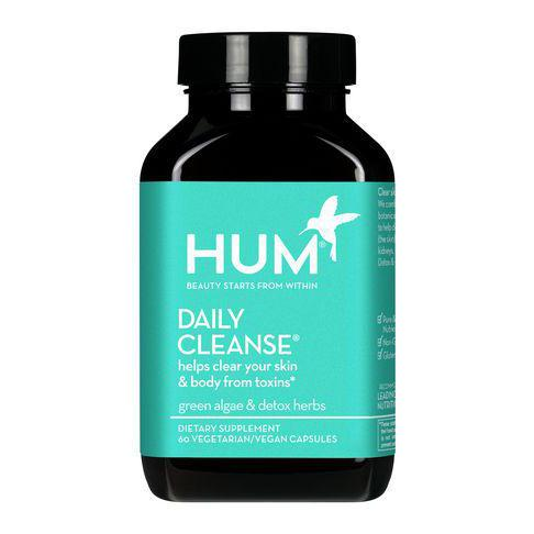 Hum Nutrition Daily Cleanse 60 Capsules (30 days)