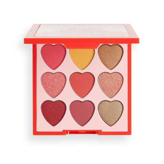 I Heart Revolution Heartbreakers Shadow Palette Courage