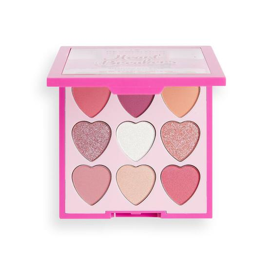 I Heart Revolution Heartbreakers Shadow Palette Sweetheart