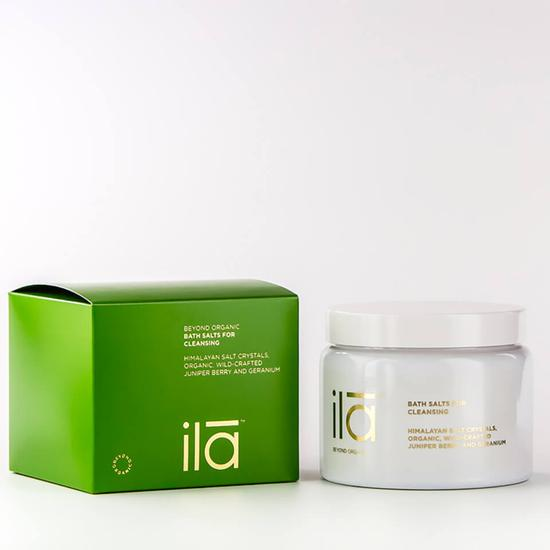 Ila Spa Bath Salts For Cleansing 500g