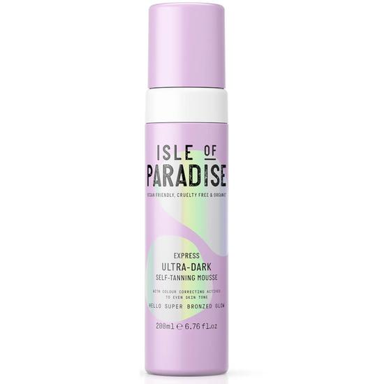 Isle of Paradise Express Self Tanning Mousse Ultra-Dark
