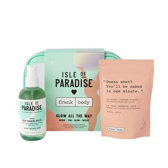 Isle of Paradise Glow All The Way Set 200ml