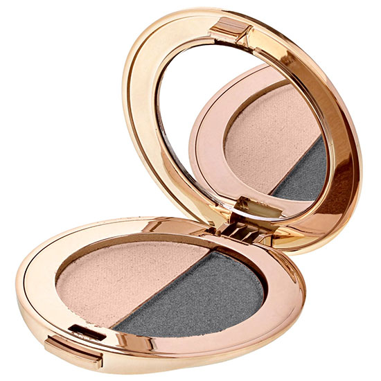 Jane Iredale PurePressed Eyeshadow Duo Hush & Smokey Grey