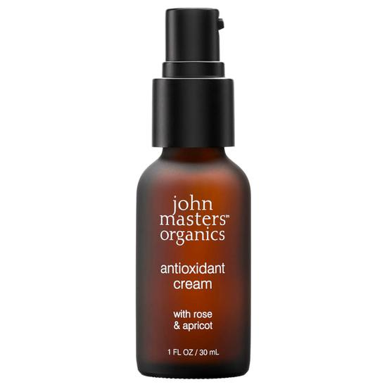 John Masters Organics Rose & Apricot Antioxidant Day Cream 30ml
