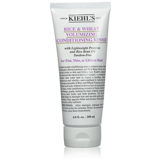 Kiehl's Rice & Wheat Volumizing Conditioning Rinse 7 oz