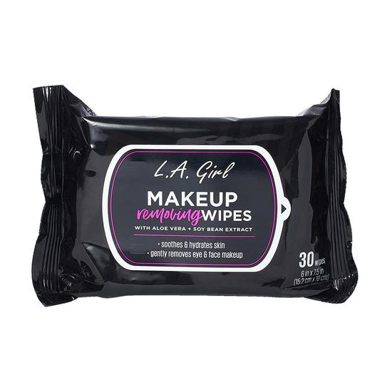 L A Girl Makeup Removing Wipes Cosmetify