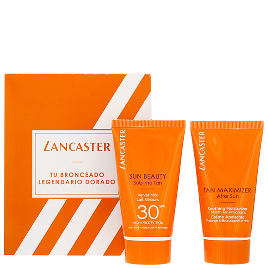 Lancaster Sun Beauty Tan Maximizer Gift Set 50ml