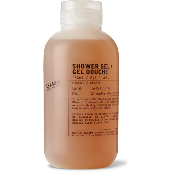 Le Labo Hinoki Shower Gel Cosmetify