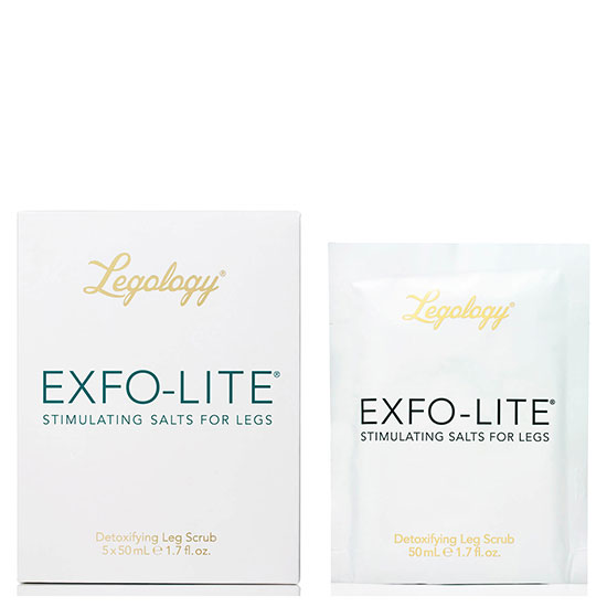 Legology Exfo Lite Stimulating Salts For Legs