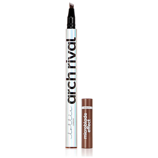 Lottie London Arch Rival Microblade Brow Auburn
