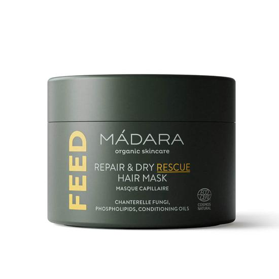 Madara FEED Repair & Dry Rescue Hair Mask 6 oz
