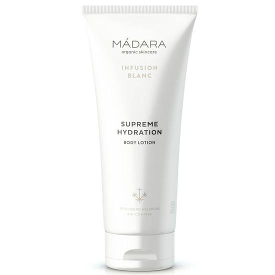 Madara Infusion Blanc Supreme Hydration Body Lotion 200ml