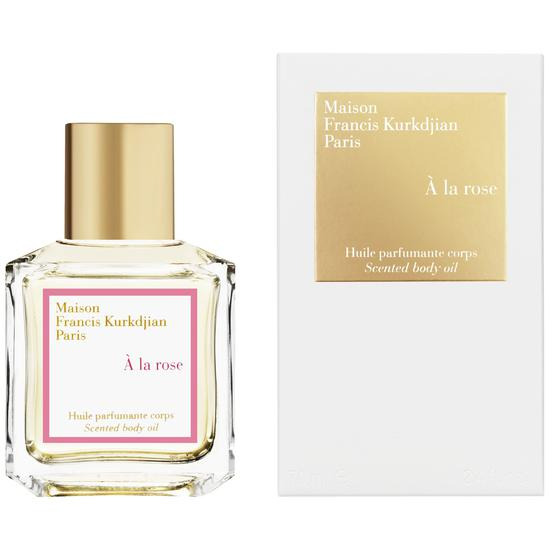 Maison Francis Kurkdjian A La Rose Scented Body Oil 70ml
