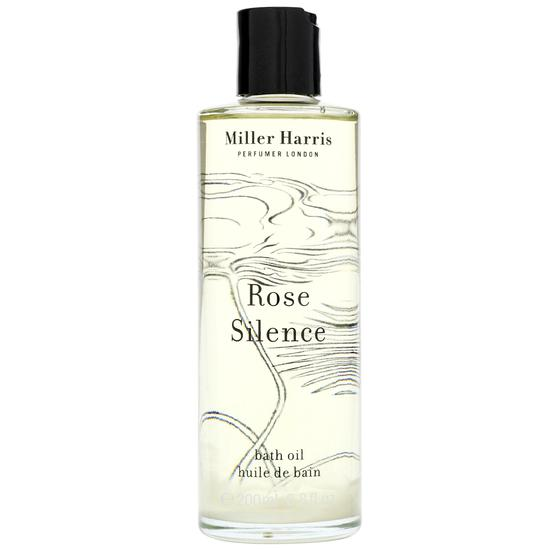 Miller Harris Rose Silence Bath Oil 250ml