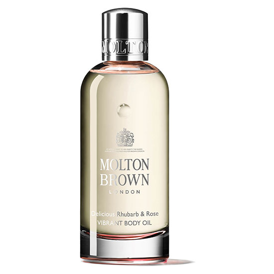 Molton Brown Delicious Rhubarb & Rose Vibrant Body Oil