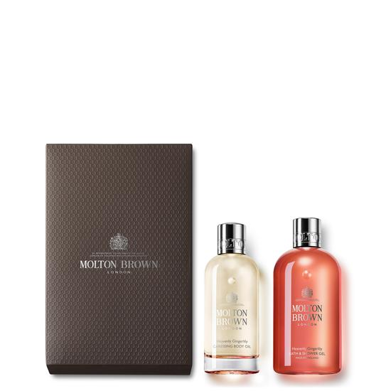 Molton Brown Heavenly Gingerlily Body Luxuries Set