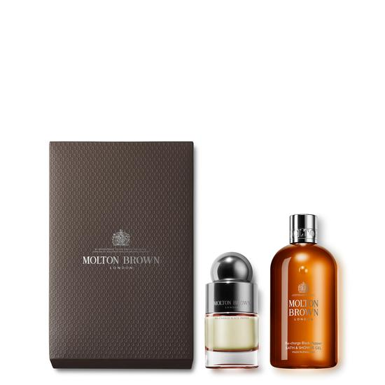 Molton Brown Re-Charge Black Pepper Fragrance Gift Set 2 oz