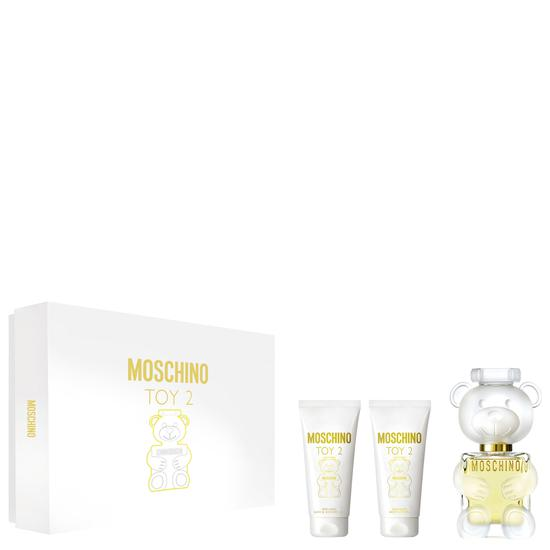 Moschino Toy2 Eau De Parfum Spray Gift Set 2 oz