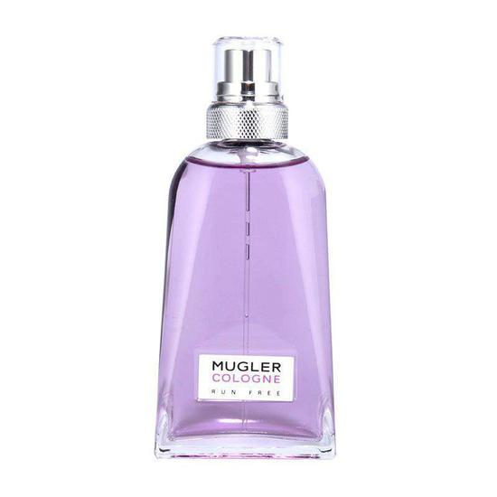 Mugler Cologne Run Free Eau De Toilette Spray 3 oz