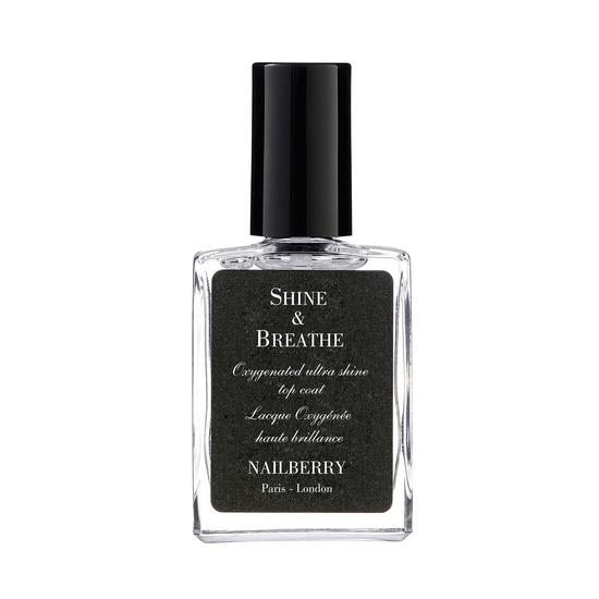 Nailberry Shine & Breathe Oxygenated Ultra Shine Top Coat
