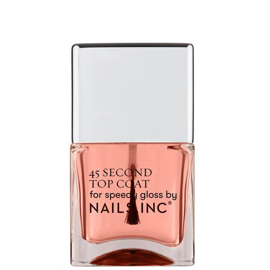 Nails Inc 45 Second Rapid Dry Top Coat With Retinol 14ml