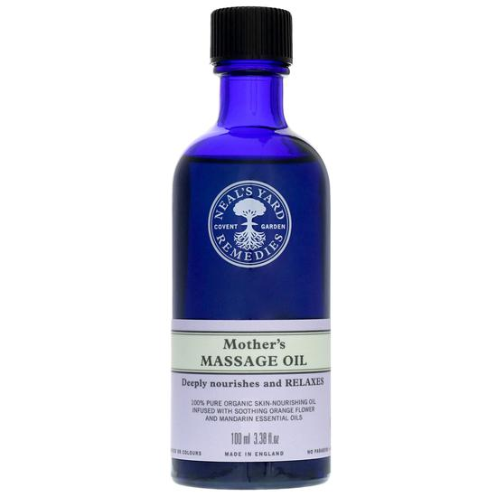 Neal's Yard Remedies Organic Mother's Massage Oil 100ml