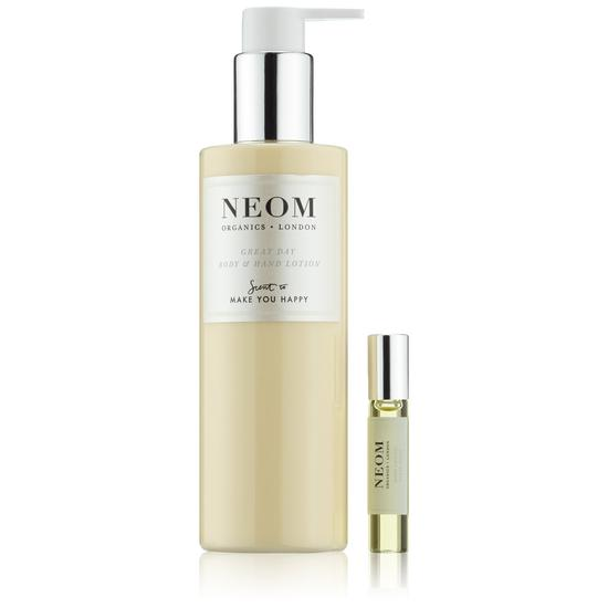 Neom Organics Great Day Body & Hand Lotion