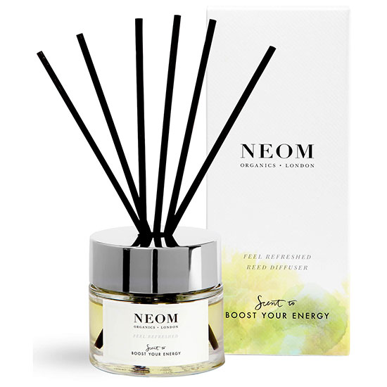 Neom Organics Reed Diffuser: Feel Refreshed