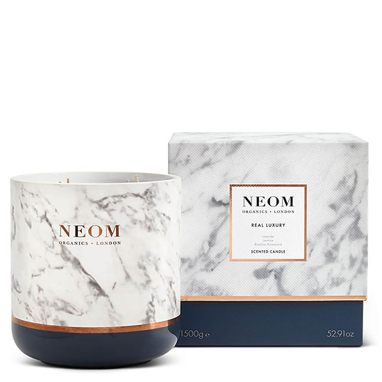 Neom Organics Real Luxury Ultimate Candle 4 Wick