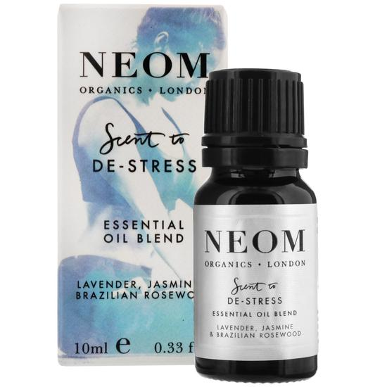 Neom Organics Scent To De Stress Essential Oil Blend