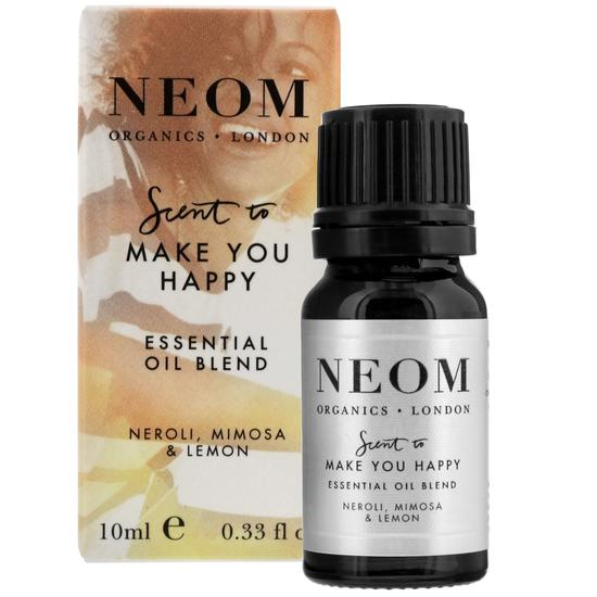 Neom Organics Scent To Make You Happy Essential Oil Blend