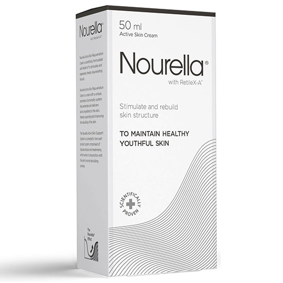 Nourella Maintain Healthy Youthful Skin Active Cream