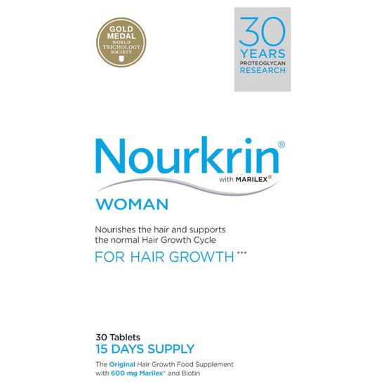 Nourkrin Woman Tablets 30 Tablets