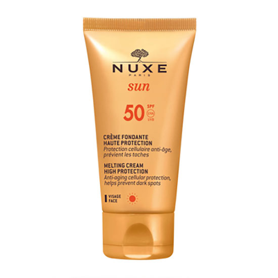 Nuxe Sun High Protection Fondant Cream For Face SPF 50